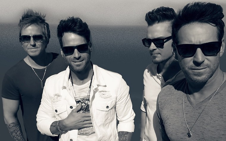Bourbon and tunes, including country rockers Parmalee? See Saturday. - STONEY CREEK RECORDS