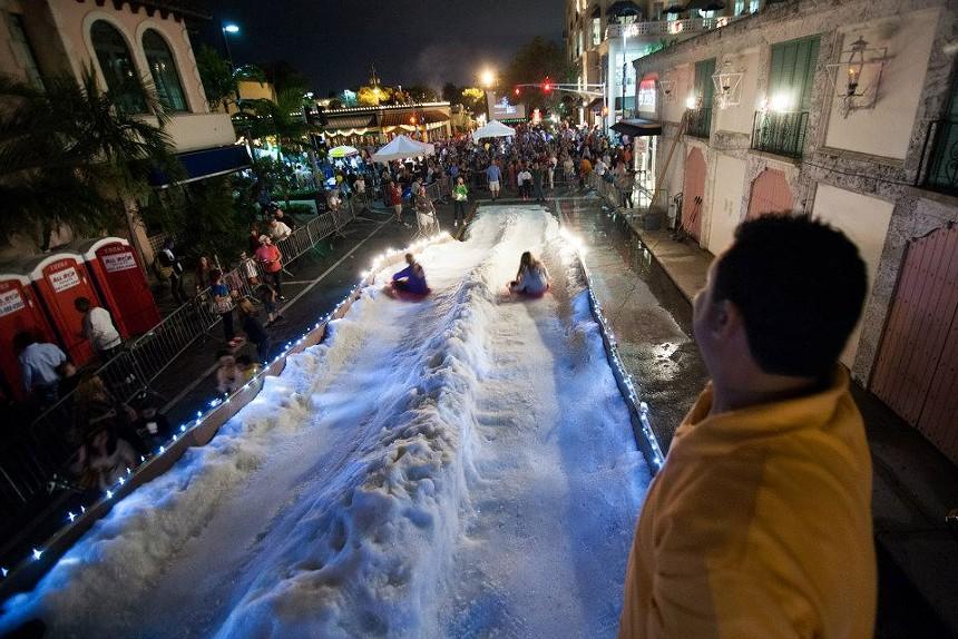 Snow in South Florida? It's happening on Las Olas on Tuesday. - LAS OLAS ASSOCIATION