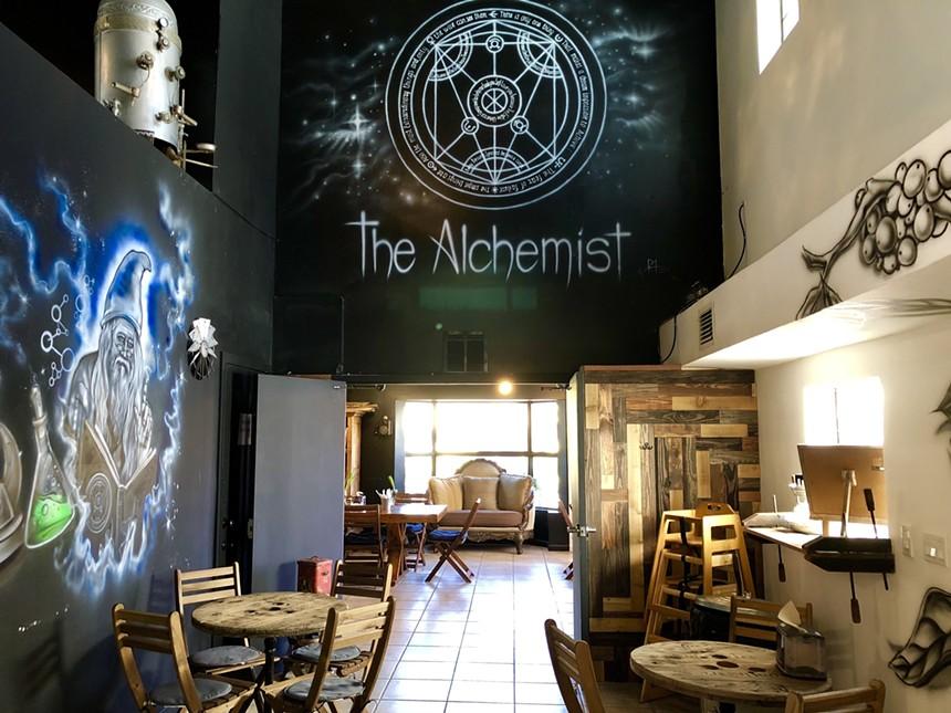 The Alchemist - PHOTO BY CLARISSA BUCH