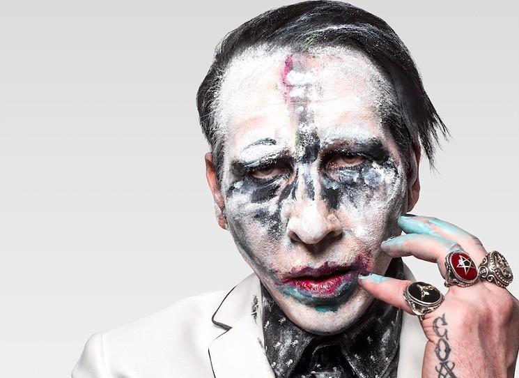 Marilyn Manson - COURTESY OF THE ARTIST
