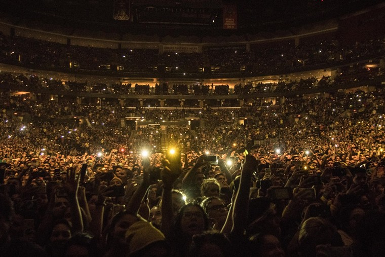 See more photos from Twenty One Pilots' Bandito Tour at the BB&T Center here. - PHOTO BY SEAN MCCLOSKEY / SFLMUSIC.COM