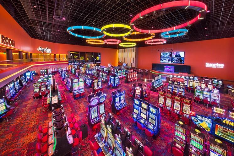 The Casino at Dania Beach - PHOTO BY MIAMI IN FOCUS