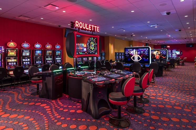 Magic City Casino - PHOTO BY CRAIG DENIS CREATIVE