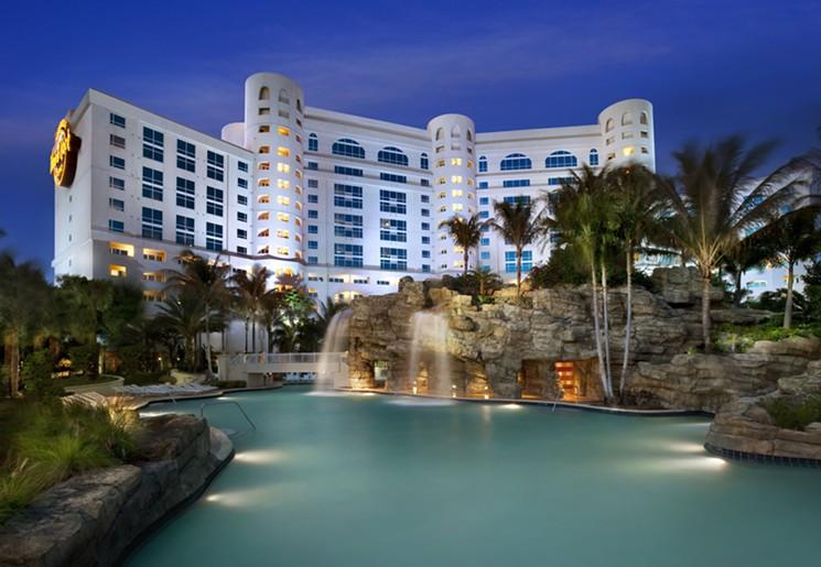 Seminole Hard Rock Hotel & Casino - PHOTO BY DANIEL NEWCOMB