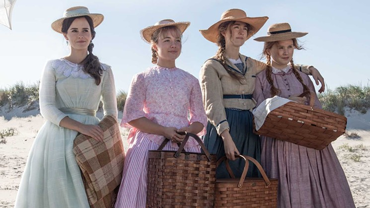 Little Women - PHOTO COURTESY OF SONY PICTURES